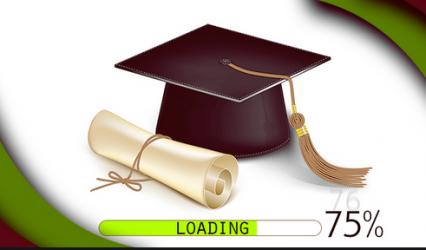 Graduation is loading!